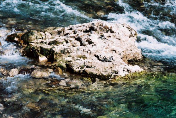 Cistern turn over – Moraca kanyon