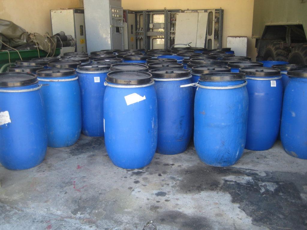 Hemijska bomba nadomak Kruševca: Hiljade tona hemijskog otpada skladištene u halama nekadašnje Župe