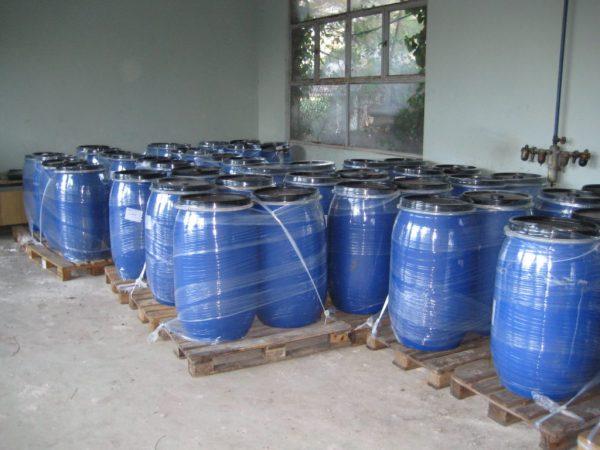 Hemijski otpad – Tivat