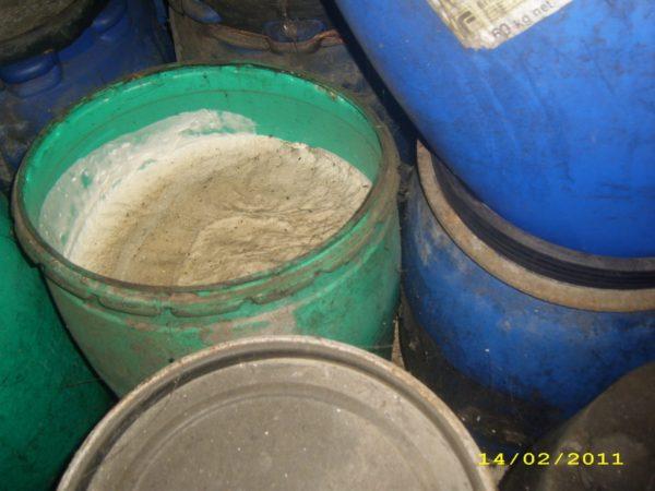 Titex – Hazardous waste