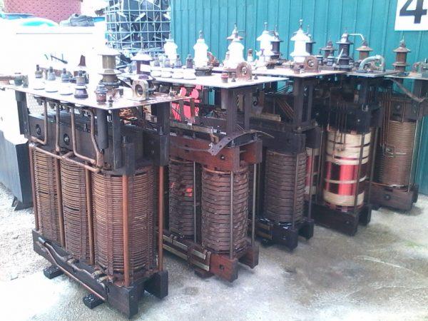 Reciklaža transformatora