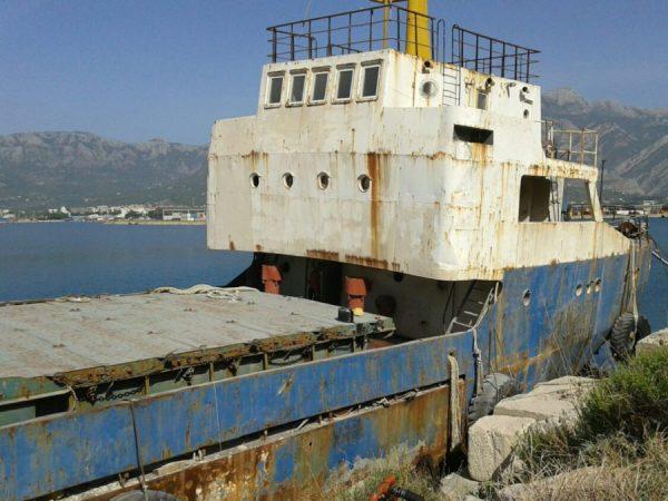 Sanacija broda Adal